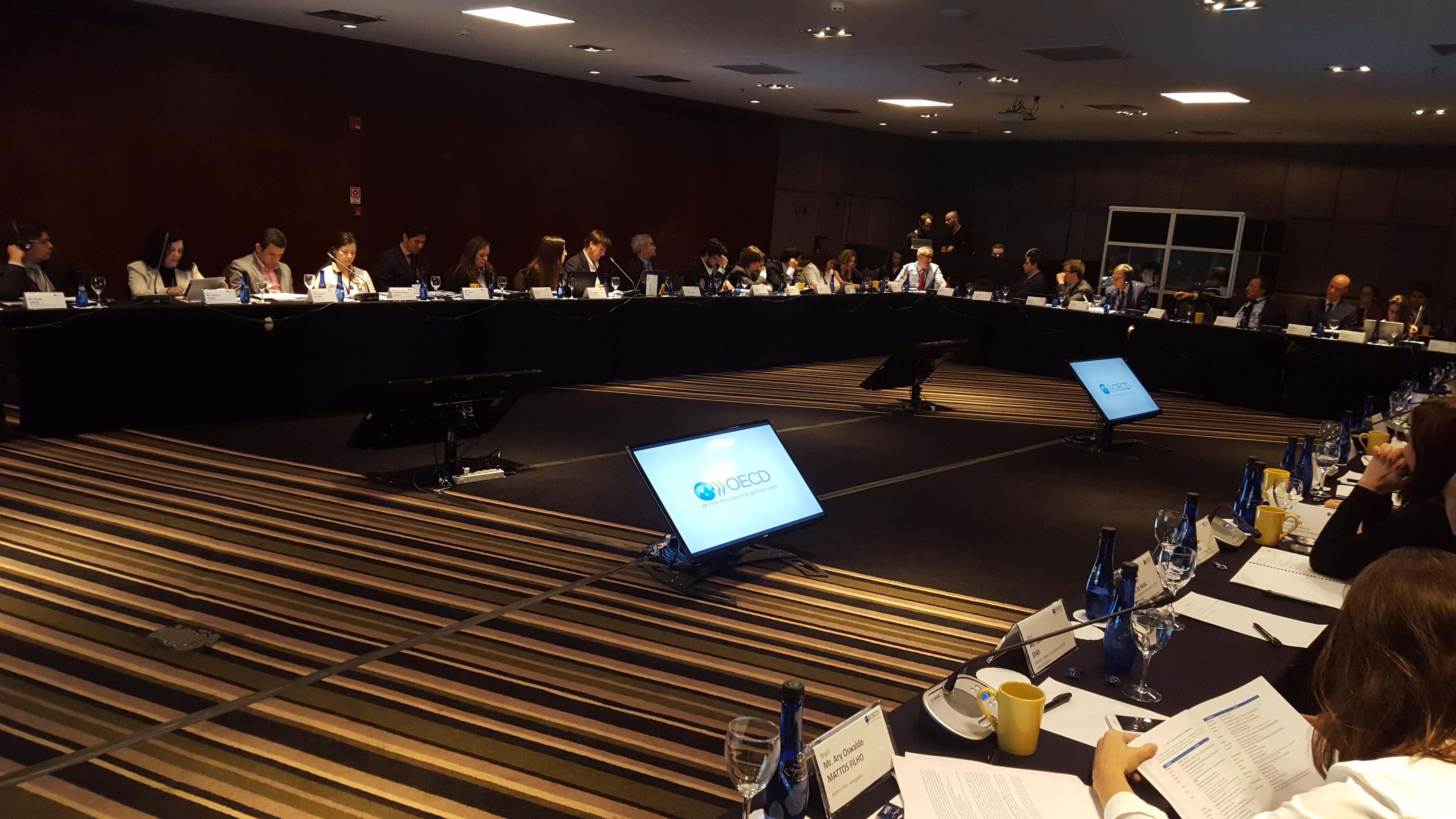 OCDE debate desenvolvimento do mercado de ações na América Latina
