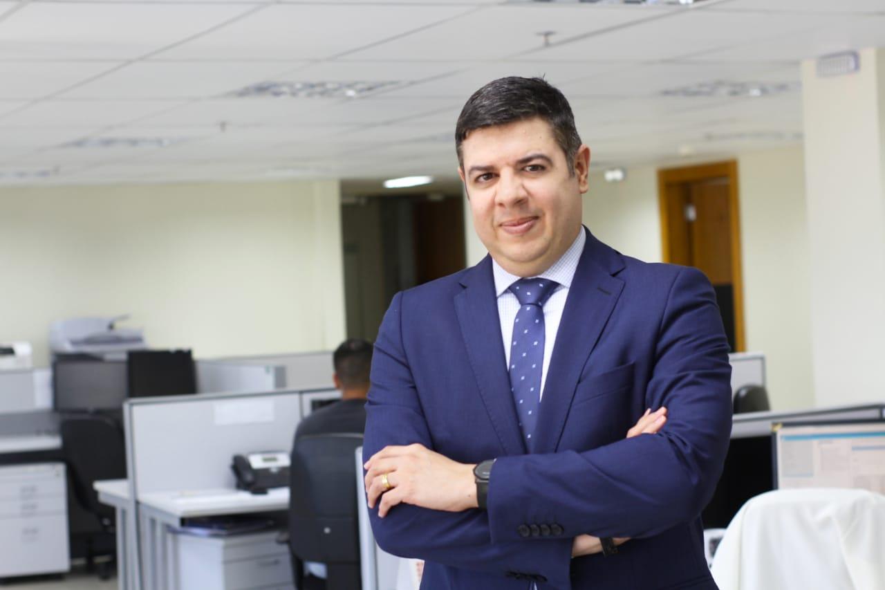 Fábio Coelho assume a presidência da Amec