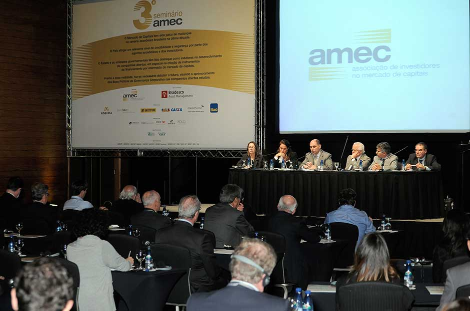 3º Seminário Amec – 2010